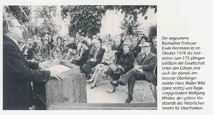 Das 175-jährige Jubiläum 1978