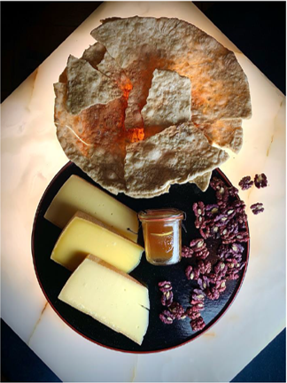 Käse-Tasting im Online-Format